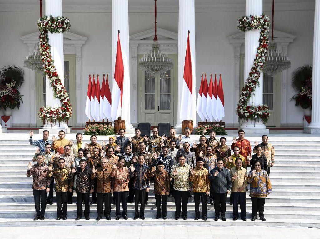 Ini Kandidat Usulan detikers yang Dipilih Jokowi Jadi Menteri