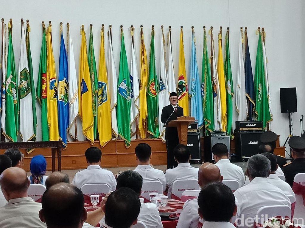 Tjahjo ke Mendagri Tito Karnavian: Jaga Stabilitas Daerah
