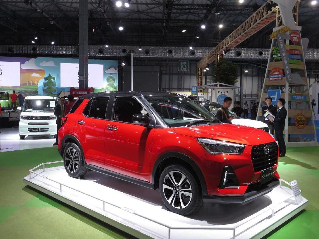 Jadi, Kapan Daihatsu Rocky Masuk Indonesia?