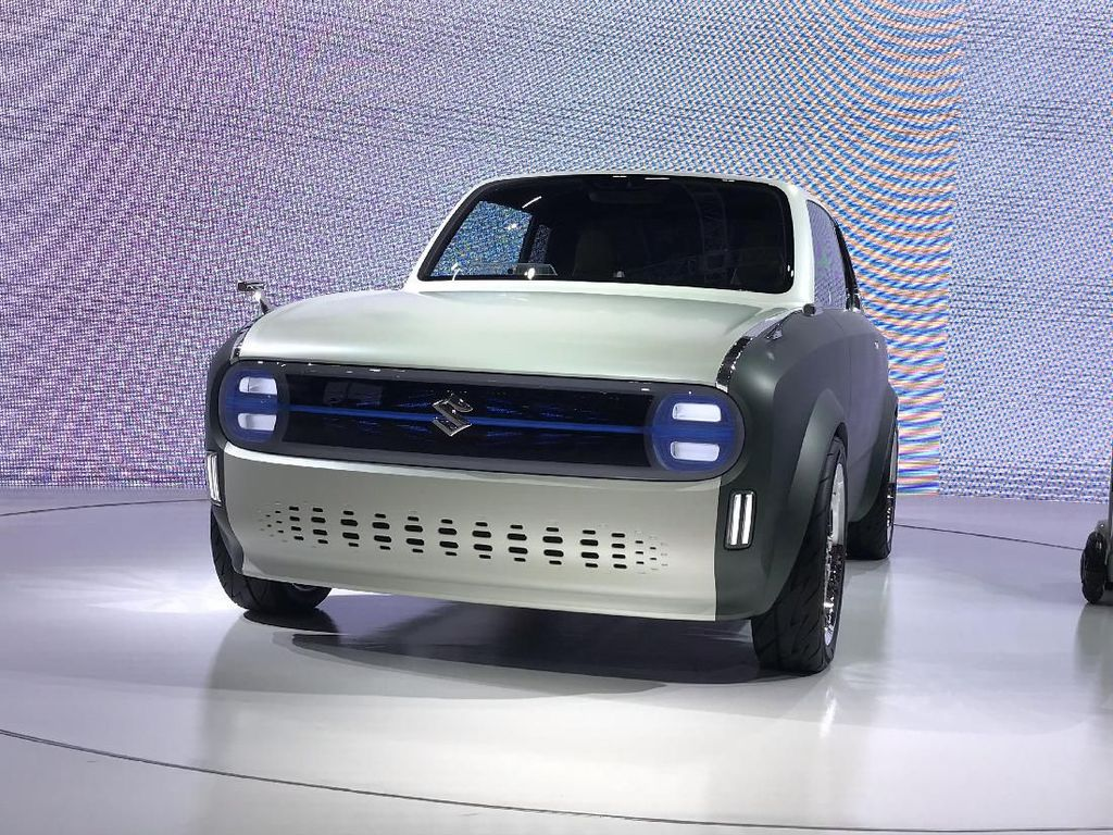 Aturan Pajak Mobil Listrik Terbit, Suzuki Masih Fokus Hybrid
