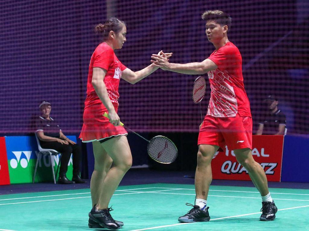Praveen/Melati ke 8 Besar Fuzhou China Open, Fajar/Rian Kalah