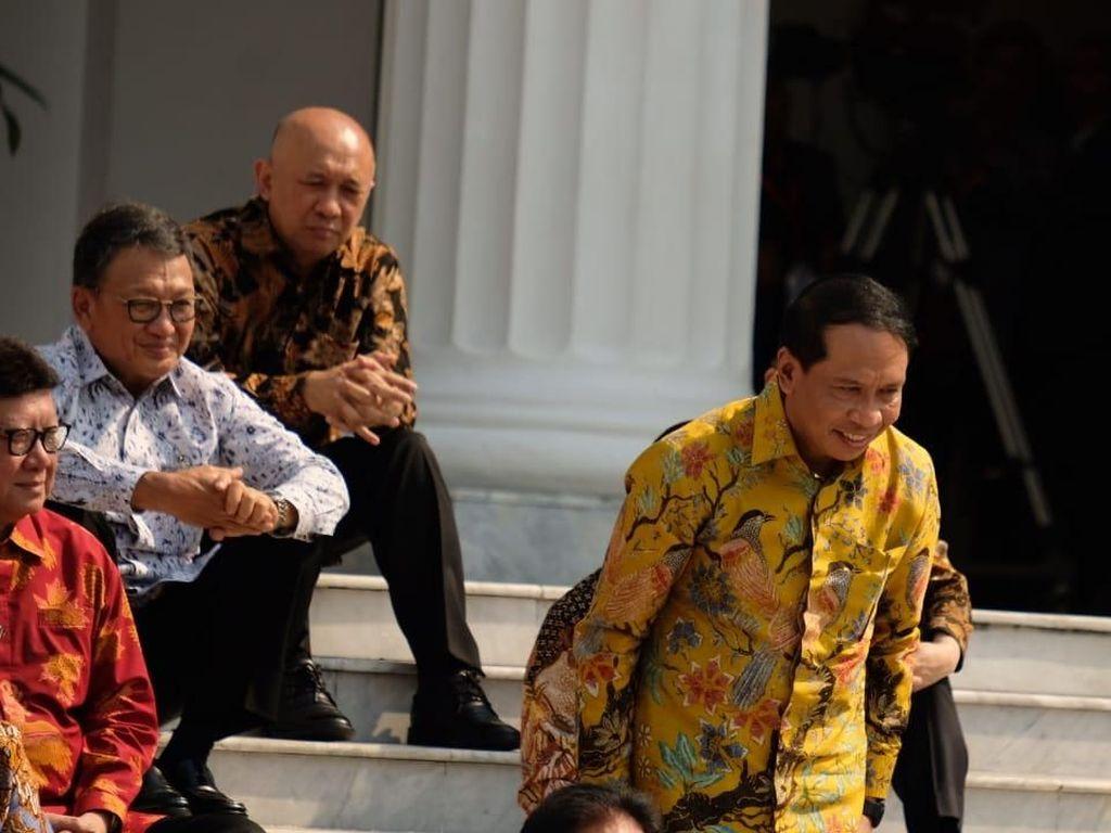 Video Pesan Jokowi ke Menpora Baru: Sepakbola!