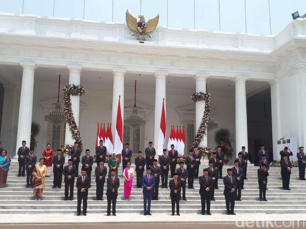 Menteri-menteri Jokowi Menangkal Radikalisasi