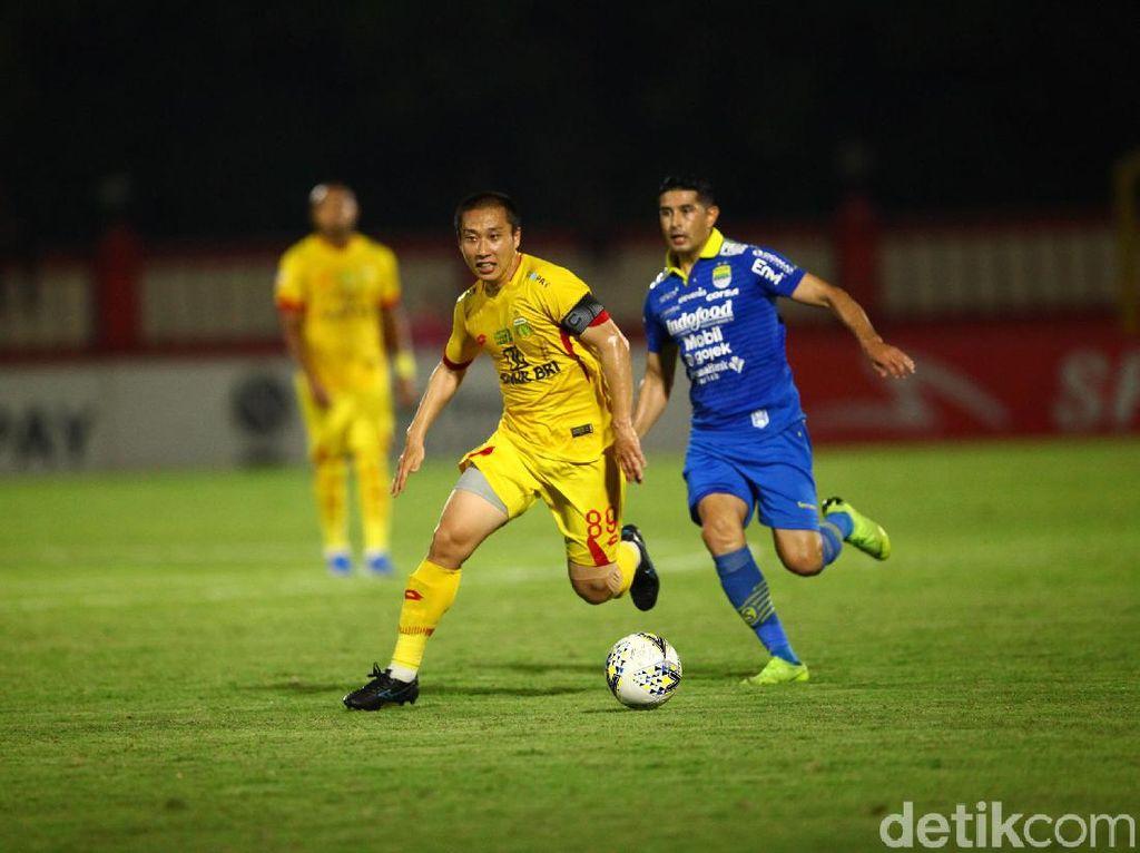 Bhayangkara FC Tunggu Proses Naturalisasi Lee Yoo-joon