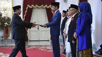 Prabowo Tetap Ketum, Gerindra Jamin Tugas Menhan Tak Terganggu