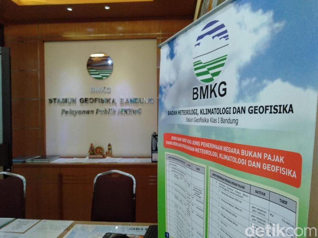 Gempa Bumi di Pangalengan Bandung, Belum Ada Laporan Kerusakan