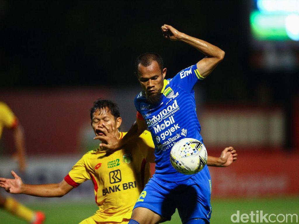 Supardi Nasir Dikabarkan Tinggalkan Persib Bandung, ke Sriwijaya FC?