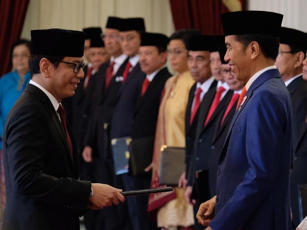 Wishnutama Jadi Menteri, Netizen Salfok dengan Gista Putri