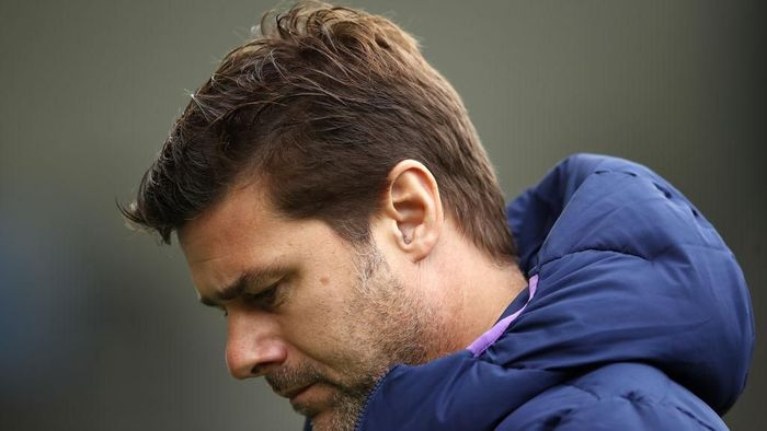 Masa depan Pochettino terancam menyusul hasil buruk Tottenham di Liga Inggris. Foto: Bryn Lennon/Getty Images
