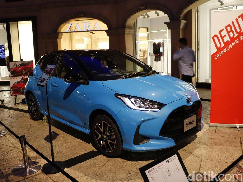 Yaris JDM Dibawa Toyota ke Indonesia?