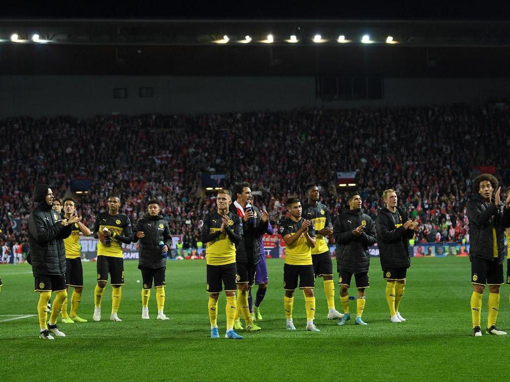 Dortmund Harus Efisien di Depan Gawang Inter