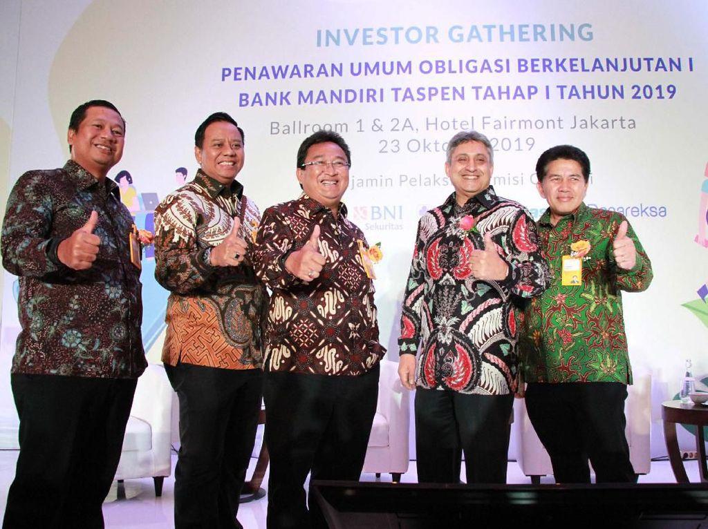 Bank Mantap Terbitkan Obligasi