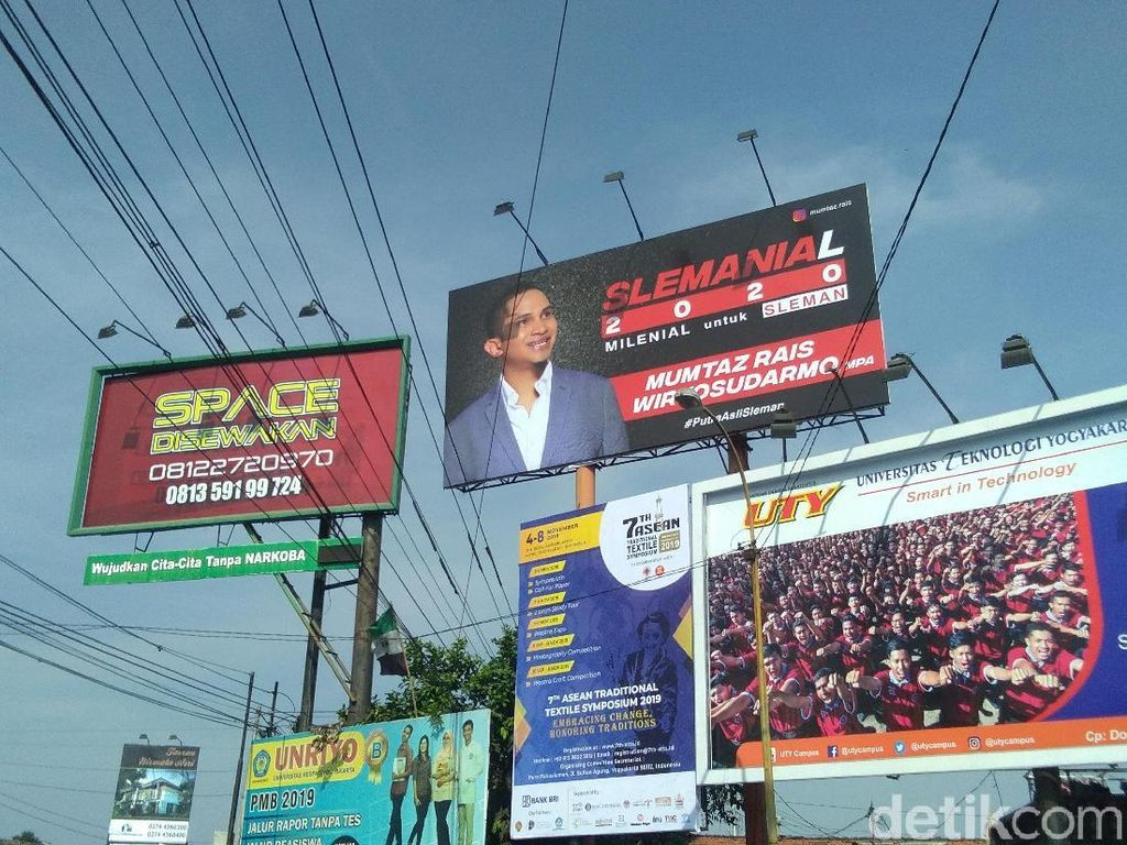 Yakin Banget Maju Pilkada Sleman Mumtaz Rais Emoh Dijodohkan Sama...