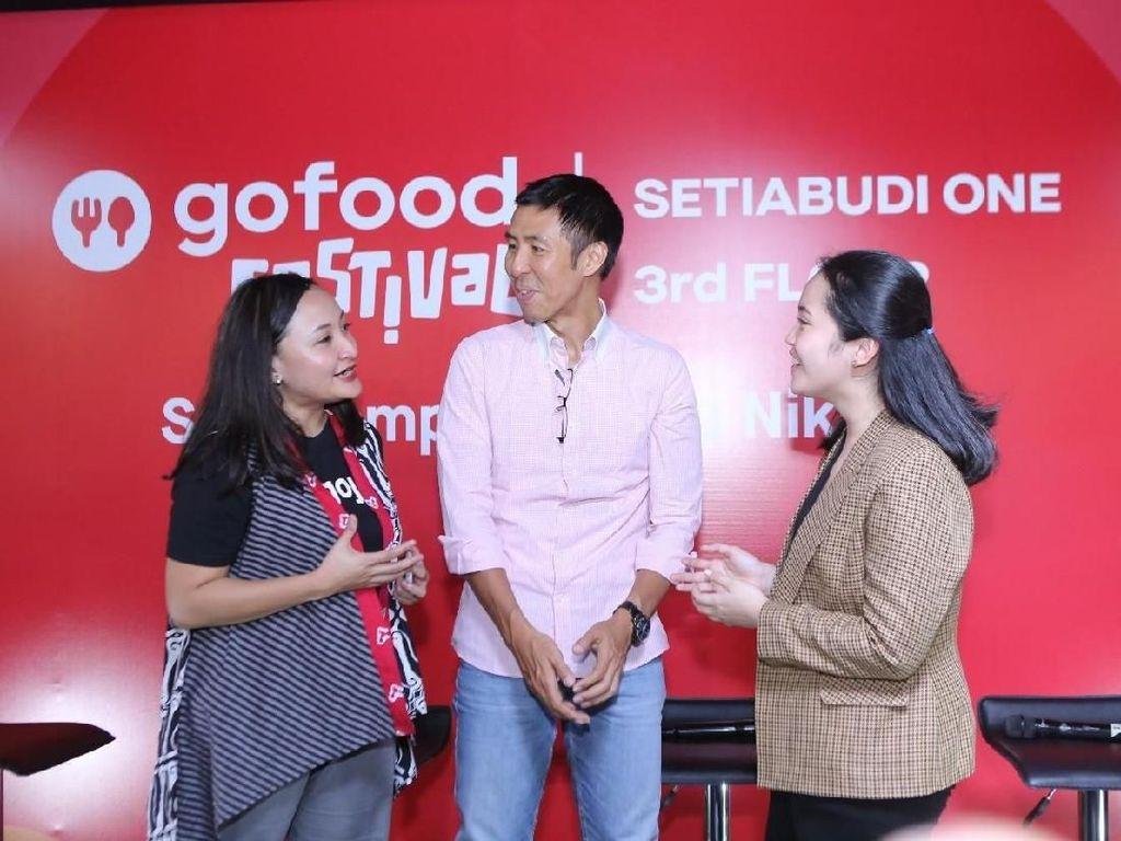 Dorong Gaya Hidup Ramah Lingkungan, GoFood Festival Dukung IDEFF 2019