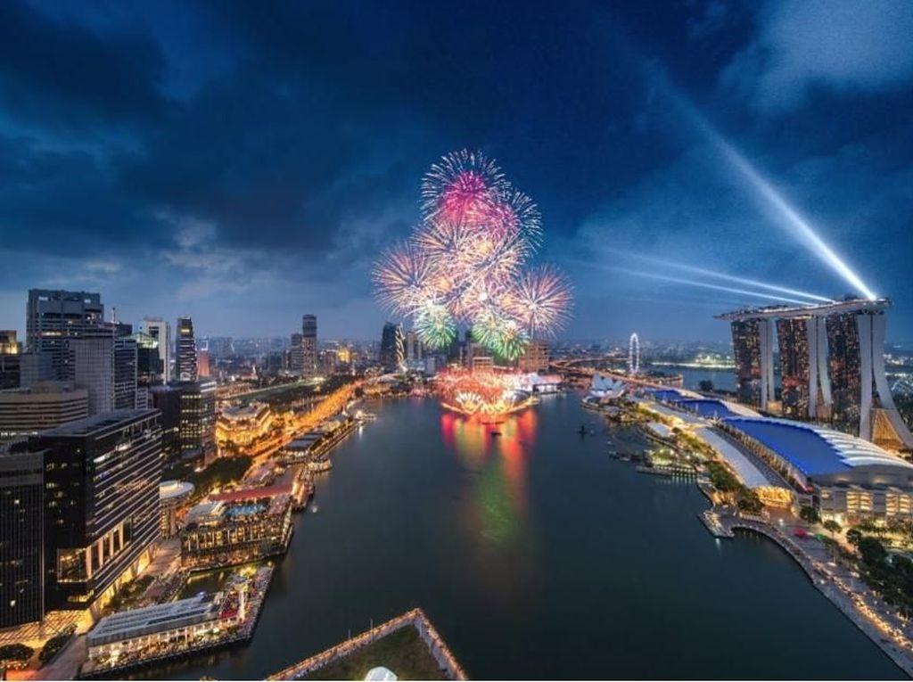 Ciptakan Momen Terbaik di Akhir Tahun Bersama Keluarga dan Sahabatmu di Singapura