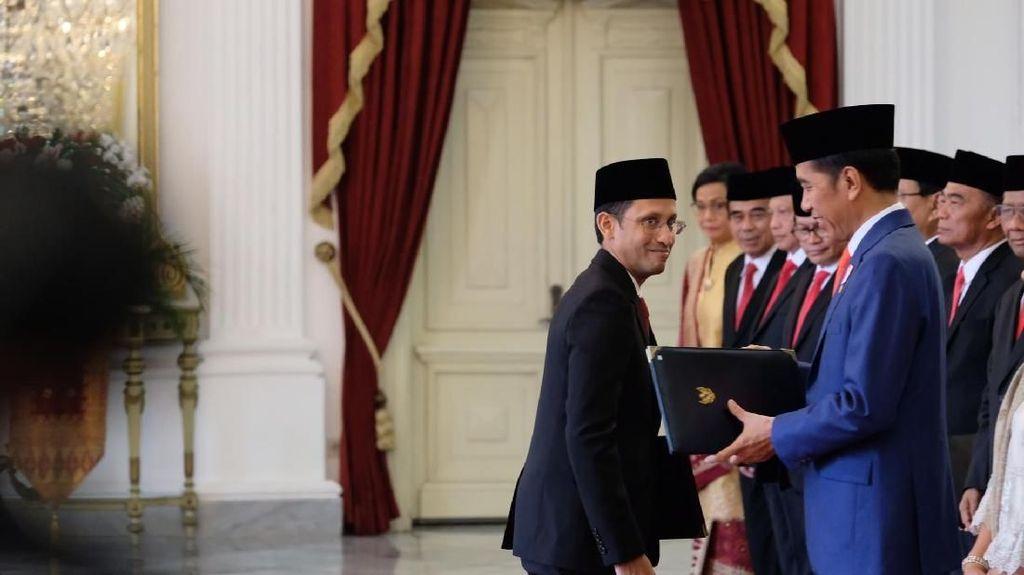 Lucu, Saat Jokowi, Prabowo Hingga Wishnutama Disamakan Dengan Skincare
