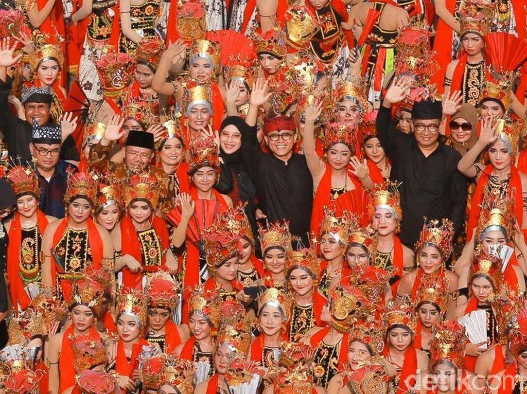 Bupati Anas Dukung Pariwisata dan Ekonomi Kreatif dalam Satu Kementerian