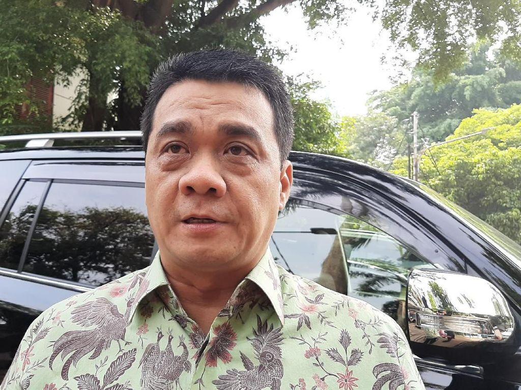 Menhan Prabowo ke Rumah Usai Dilantik, Gerindra: Istirahat Sebentar