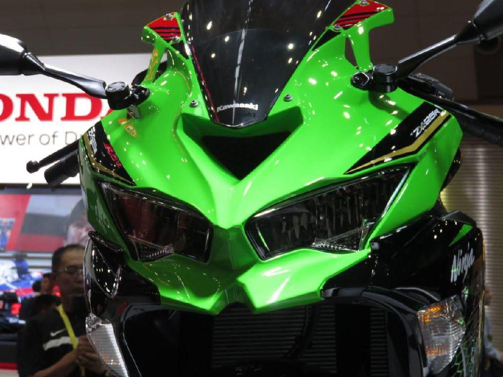 Kawasaki Indonesia Imbau, Konsumen Jangan Pesan Ninja 250cc 4 Silinder Dulu