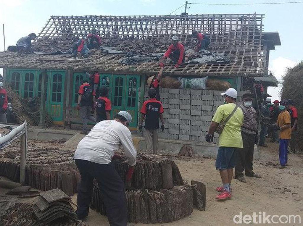 Kerugian Akibat Bencana Angin Kencang di Magelang Capai Rp 5 M