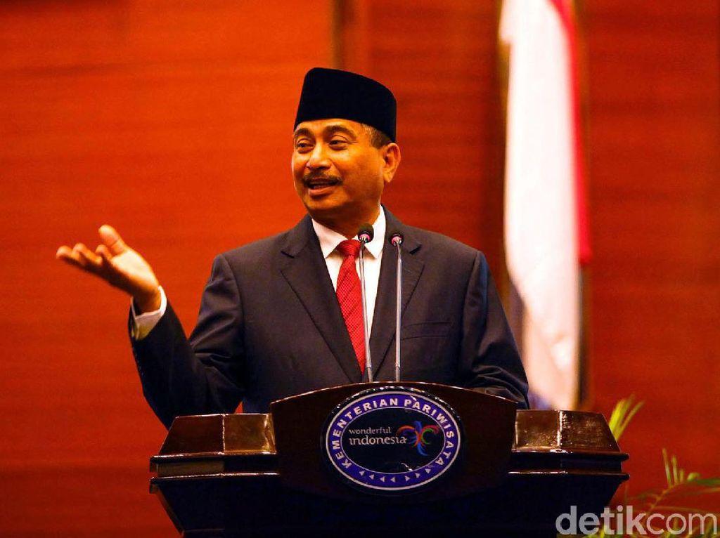 Mantan Menpar Arief Yahya Pimpin WMA Unpad