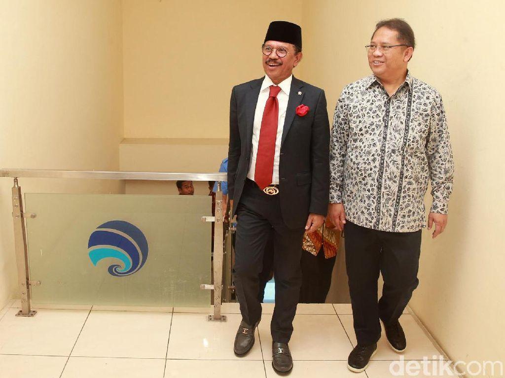 Menkominfo Johnny, Ini Harapan Bapak Startup Indonesia