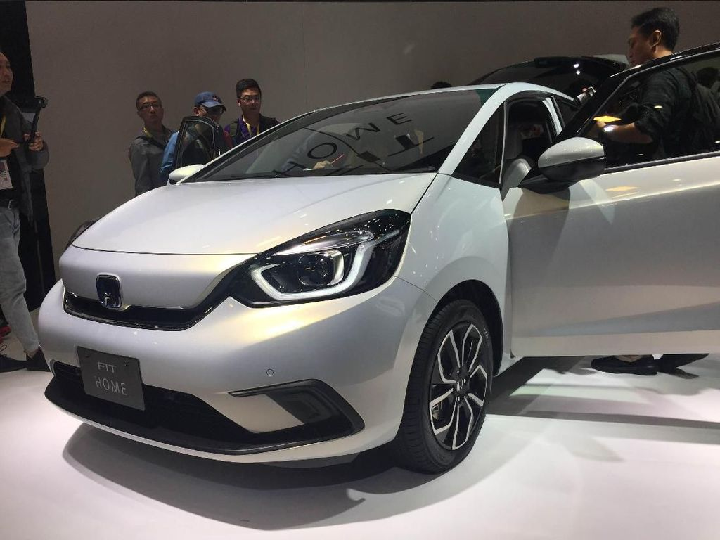 Honda Siapkan Model Baru Tahun Depan, Salah Satunya Jazz?