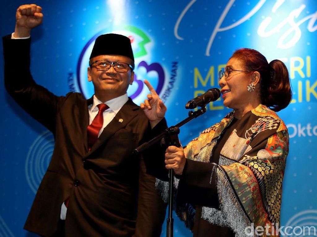 Edhy Prabowo Ditangkap KPK, Bu Susi Bisa Come Back ke KKP?