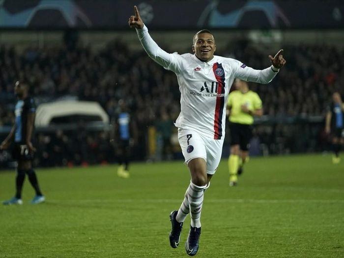 Kylian Mbappe disebut mempunyai kemampuan luar biasa. (Foto: Kenzo Triboullard/AFP)