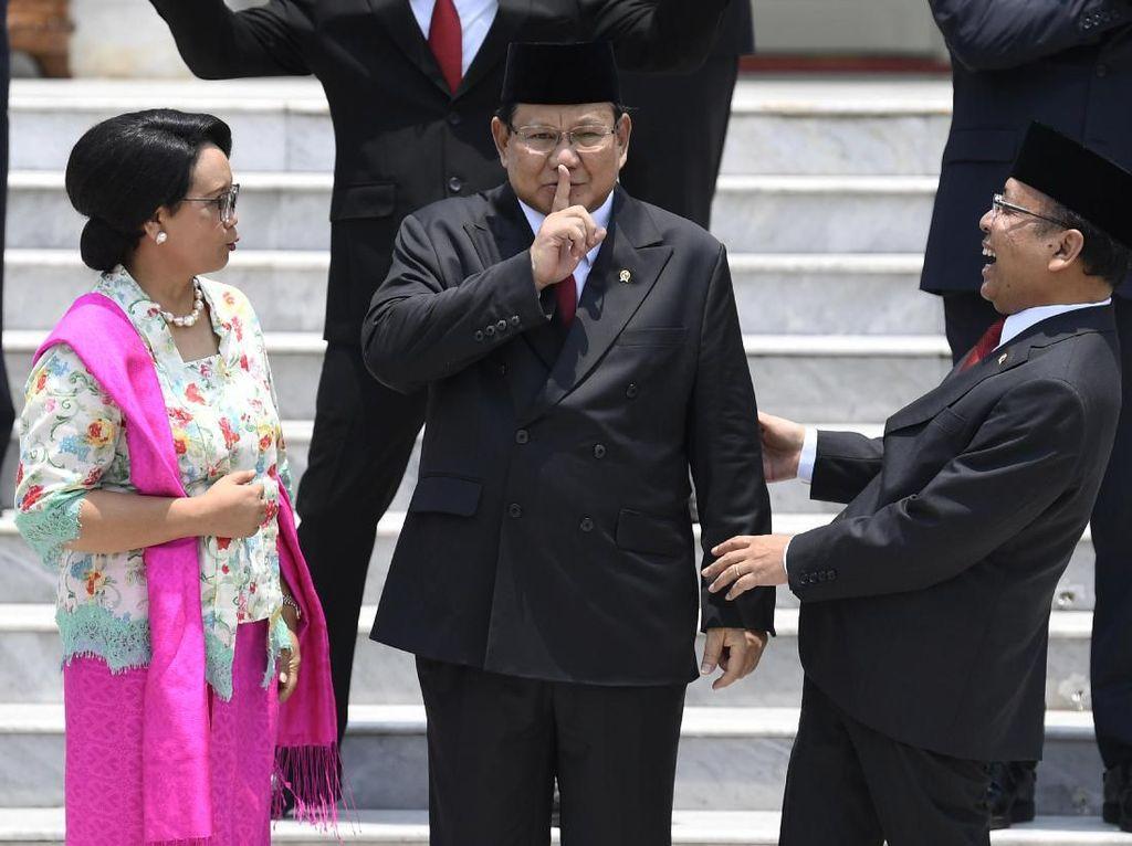 Prabowo jadi Menhan, PAN: Kami Memahami