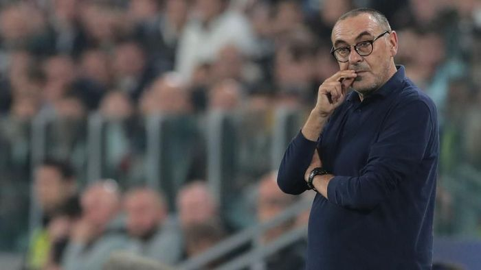 Maurizio Sarri. (Foto: Emilio Andreoli/Getty Images)