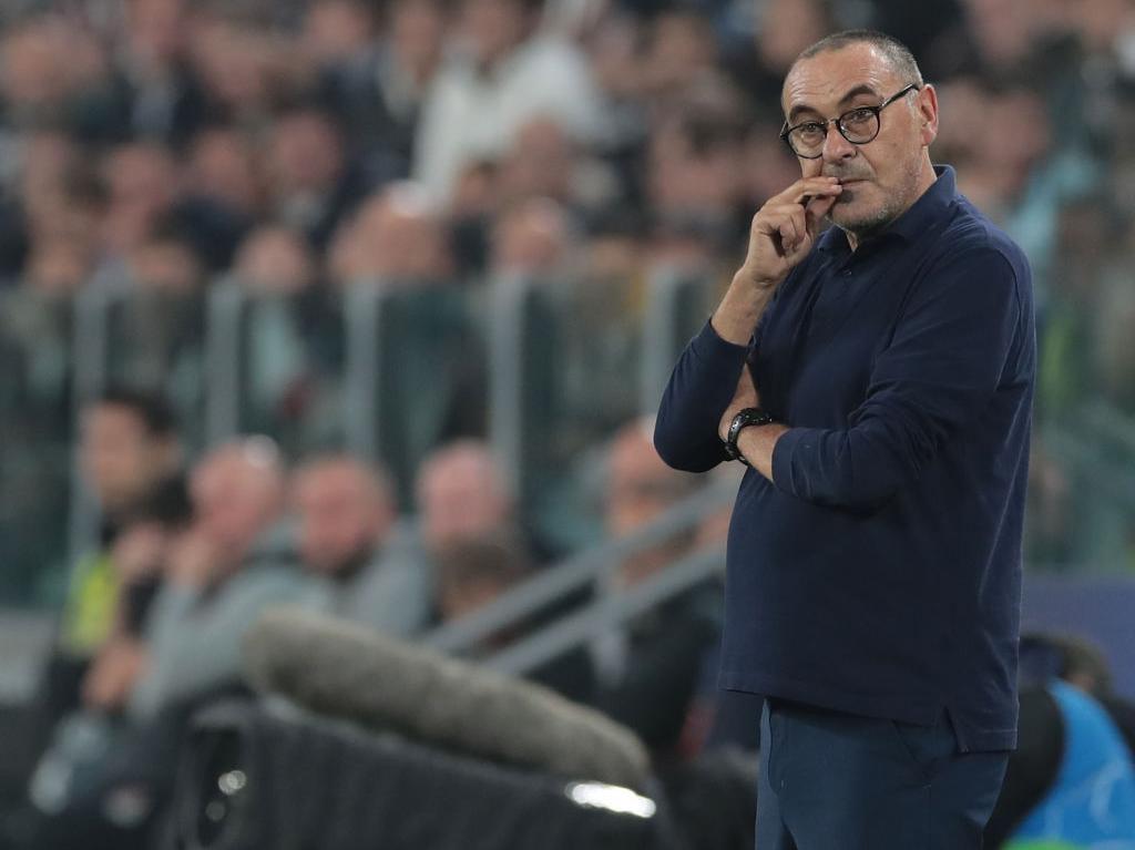 Soal Tekanan di Juventus, Sarri: Kalau Mau Enak Saya Kerja di Kantor Pos