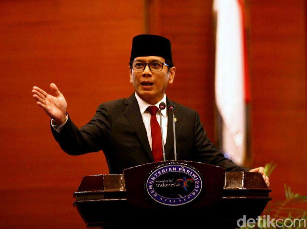 Harapan Perhotelan Indonesia kepada Menparekraf Wishnutama