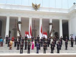 Dorongan Reshuffle Mencuat Usai KPK Bikin 2 Menteri Terjerat