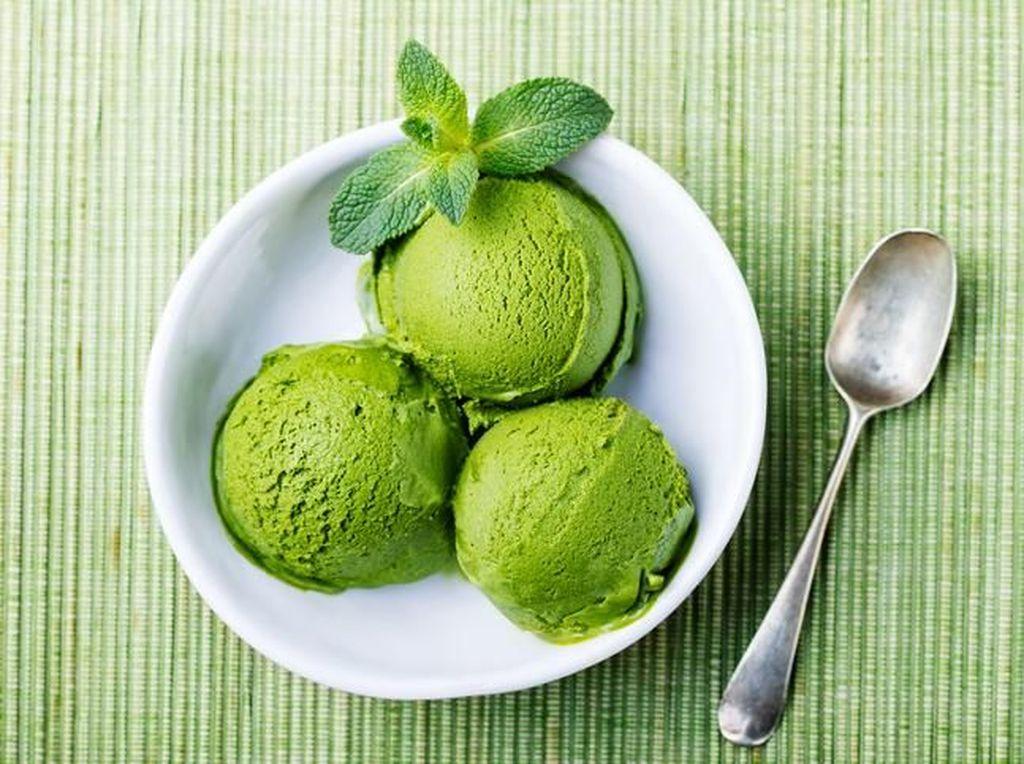 Es Krim Matcha Bukan Berasal dari Jepang, Ini Fakta Menariknya!