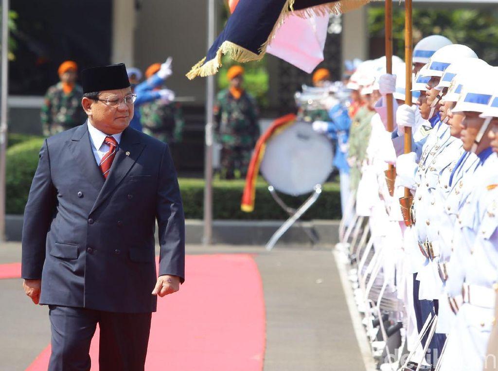 Prabowo Negosiasi Ulang Biaya Iuran Proyek Jet Tempur Korsel