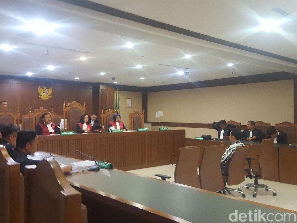 Jaksa KPK Ungkap Kode Buku di Sidang Penyuap Eks Dirkeu PT AP II