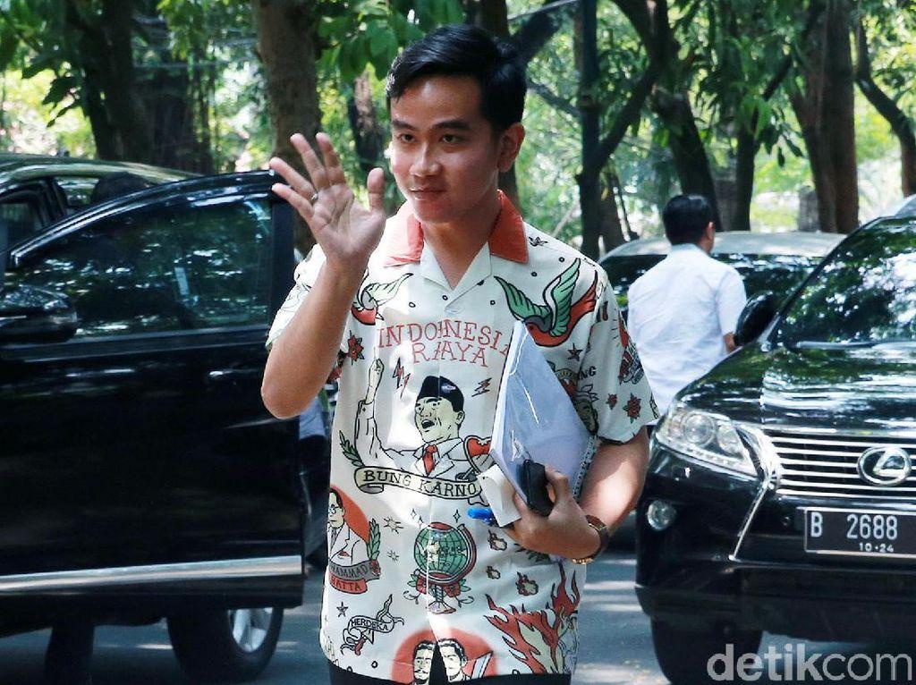 Kursus Politik Bersama Megawati, Gibran Diminta Banyak Baca Buku