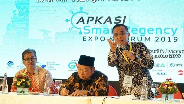 Foto: Istimewa/UU Sapu Jagat Bakal Genjot Investasi Daerah