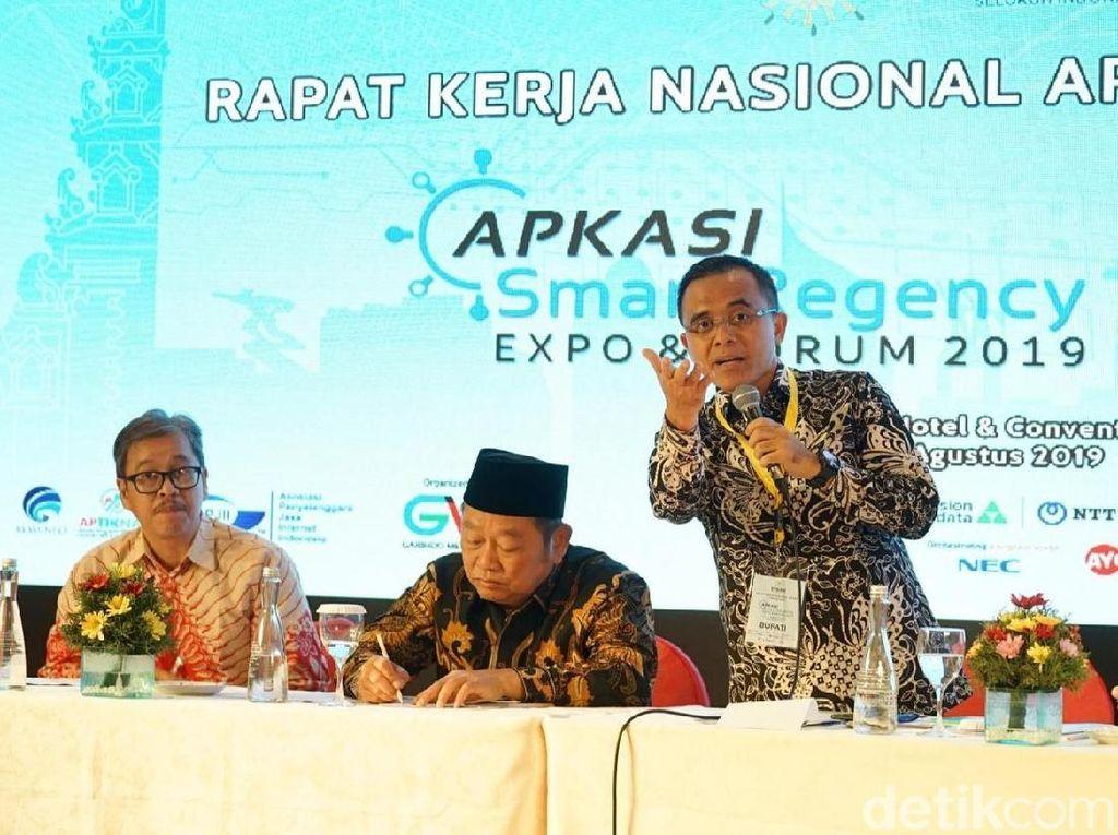 UU Sapu Jagat Bakal Genjot Investasi Daerah