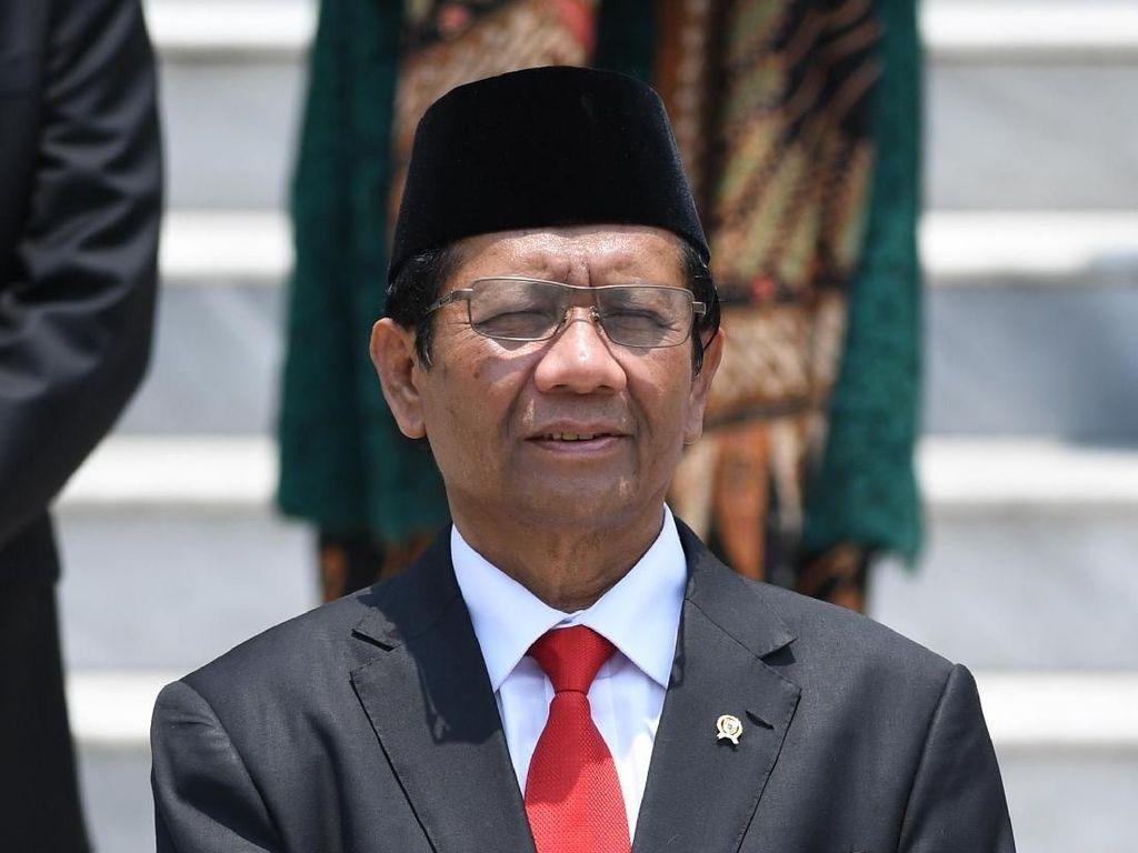Jelang HUT OPM, Mahfud Antisipasi Munculnya Opini Miring soal Papua