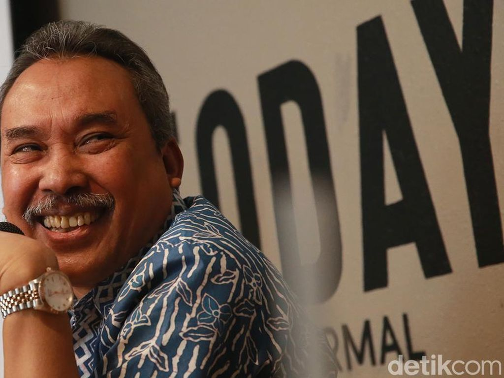 Kisah Syamsuddin Haris: Dulu Kritik Dewas KPK, Kini Jadi Anggotanya