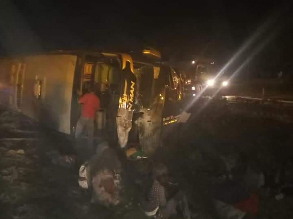 Bus Pelajar Batang Kecelakaan di Cipali, Kepsek dan Dua Pelajar Tewas