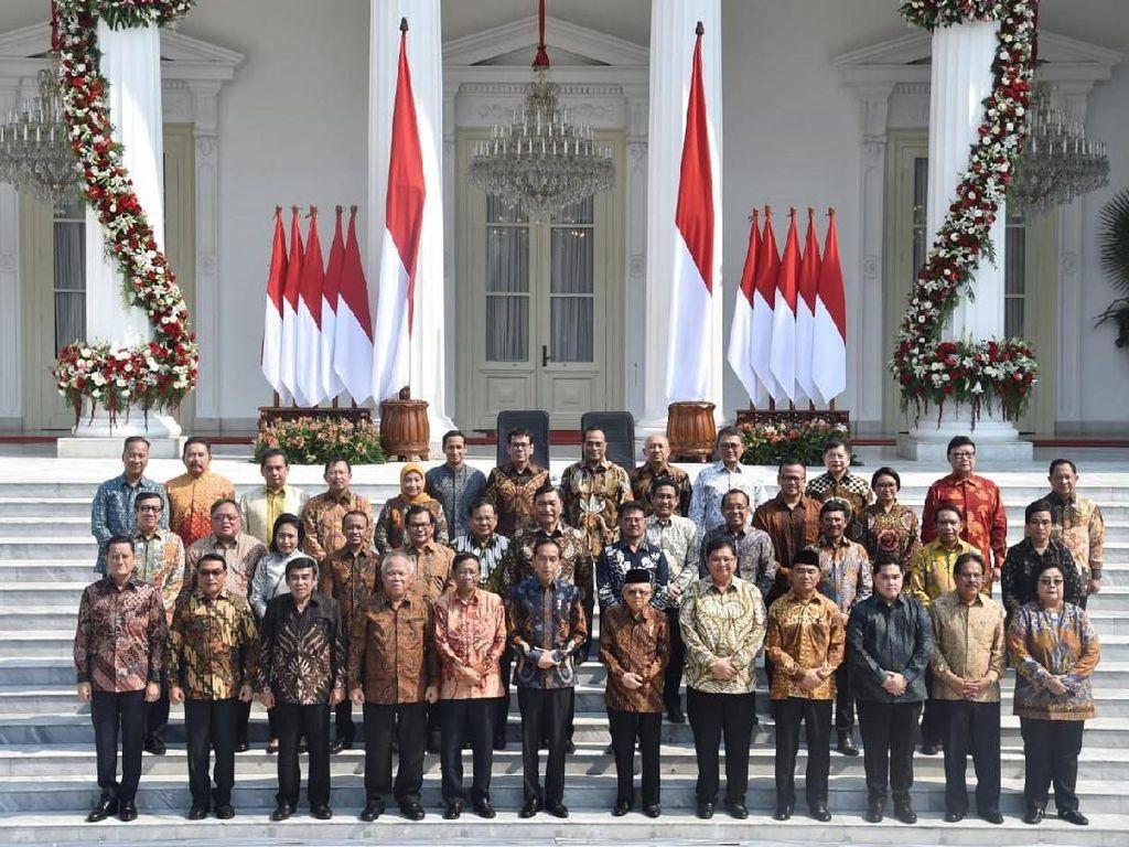 Sosok yang Tergantikan di Kabinet Jokowi: Terawan hingga Fachrul Razi