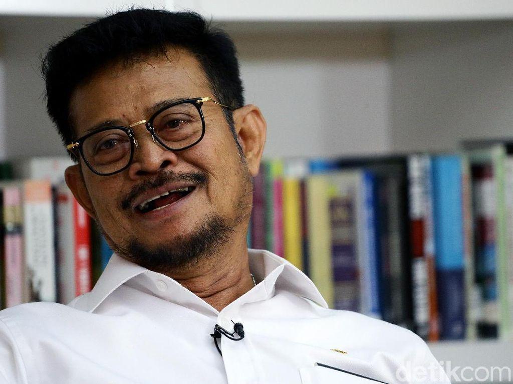 DPR Ungkap Pupuk Subsidi Langka, Mentan: Saya Selesaikan 1 Minggu Ini
