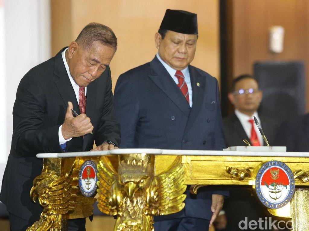 Rencana Duet Prabowo-Trenggono Serap Anggaran Rp 127 T
