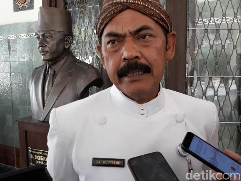 Usai Gibran Sowan Megawati, Giliran FX Rudy ke Kantor DPP PDIP