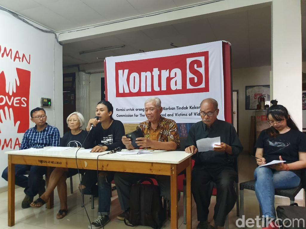 KontraS Kecam Pengangkatan Prabowo Jadi Menhan