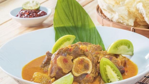 Masak Daging Kambing dengan Resep Gulai Kambing - gulai kambing sumatra