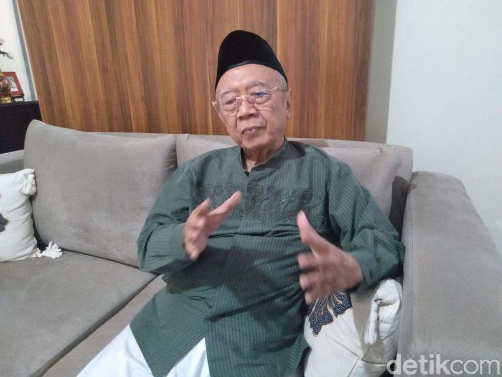 Gus Solah Pertanyakan Protes PBNU Soal Menag dari Militer